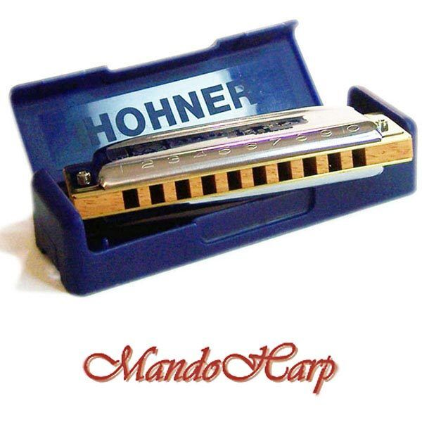 Hohner Harmonica - 532/20 Blues Harp MS NEW | eBay