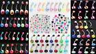 20-40-60-80-100 14g Belly Rings Body Jewelry Wholesale