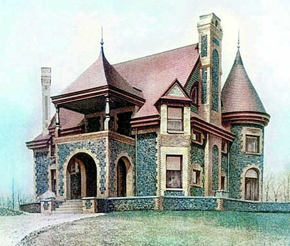 Victorian House 12