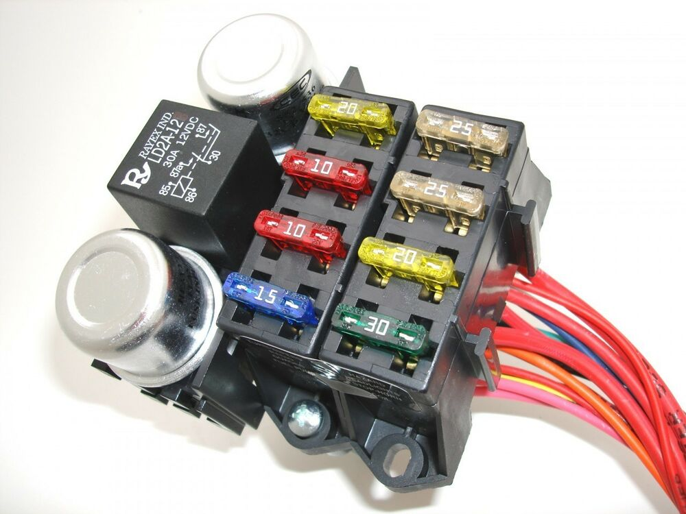 detalhes sobre ez2wire gm hot rod wiring harness painless install
