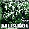 """KILLARMY """" silent weapons for quiet wars """"      CD"""