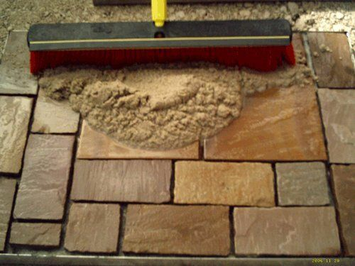 Epoxy Resin Jointing Grout Setts Resiply Geofix Romex