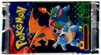 1 BOOSTER POKEMON de CARTES LAMINCARDS Neuf ( RARE )