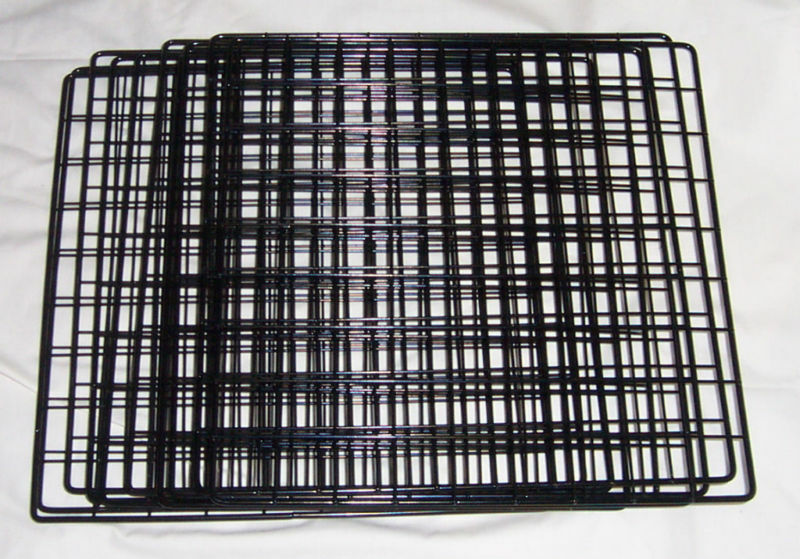 10 Extra Wire Panels To Increase Cage Height 14 Quot Ebay