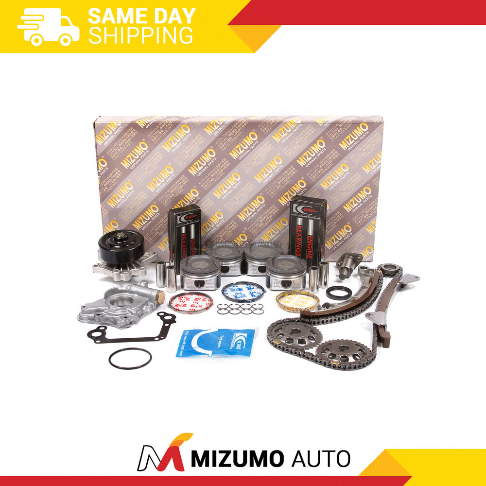 1zzfe rebuild kit fit 1998 chevrolet prizm toyota corolla 1 8 1zzfe 16v engine rebuild kit