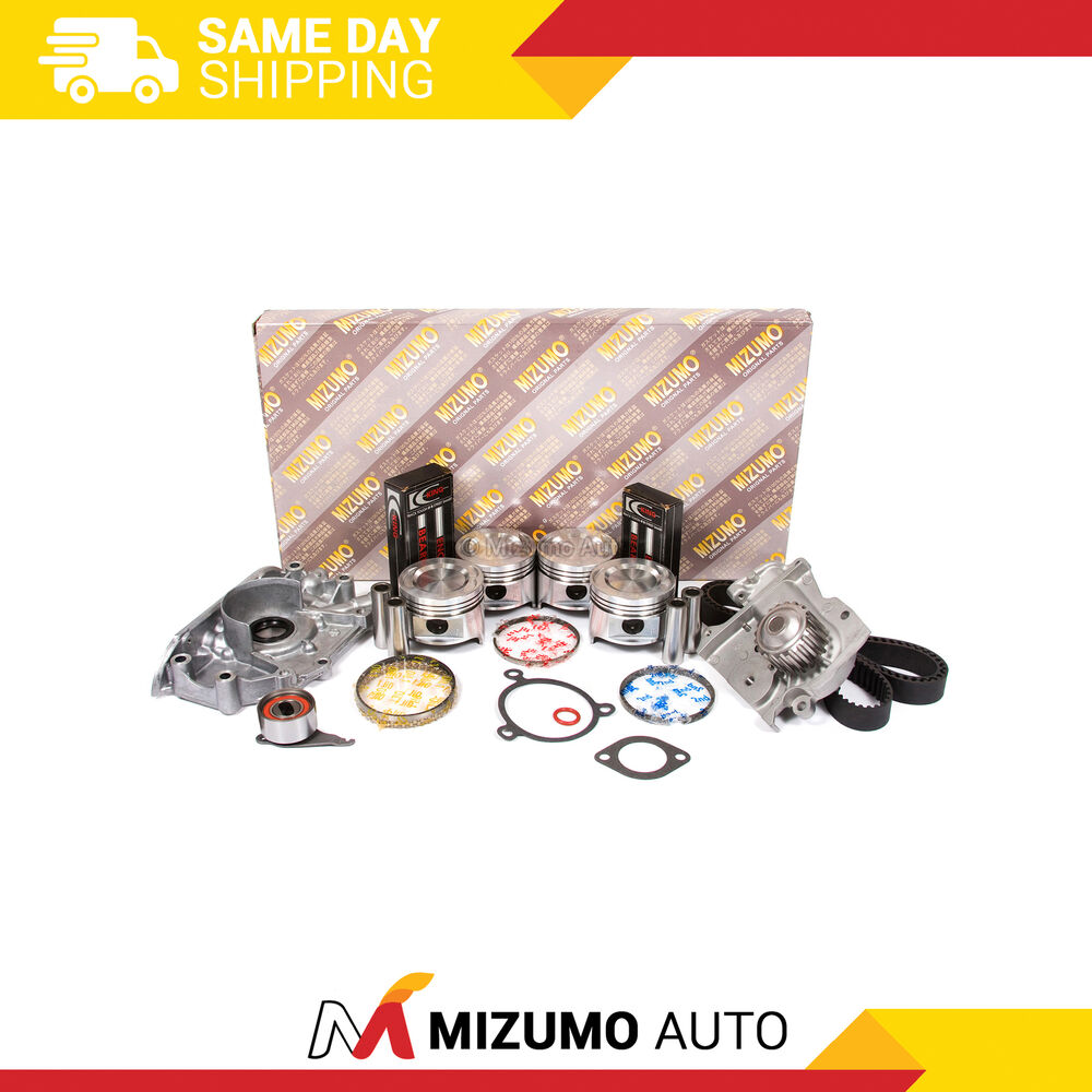 fit mazda b2000 2 0 sohc 8v engine rebuild kit ebay. Black Bedroom Furniture Sets. Home Design Ideas