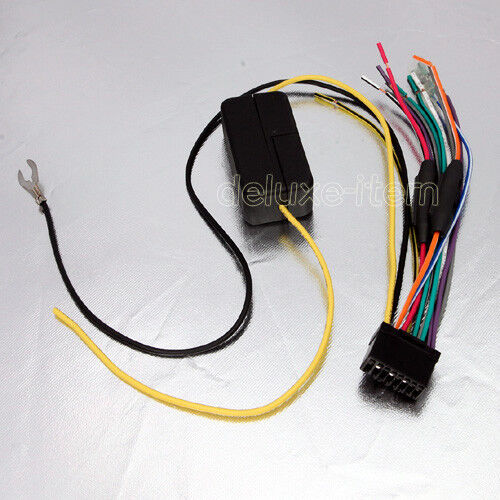 pioneer wire harness dehp7800mp deh p7800mp pi16 5 ebay