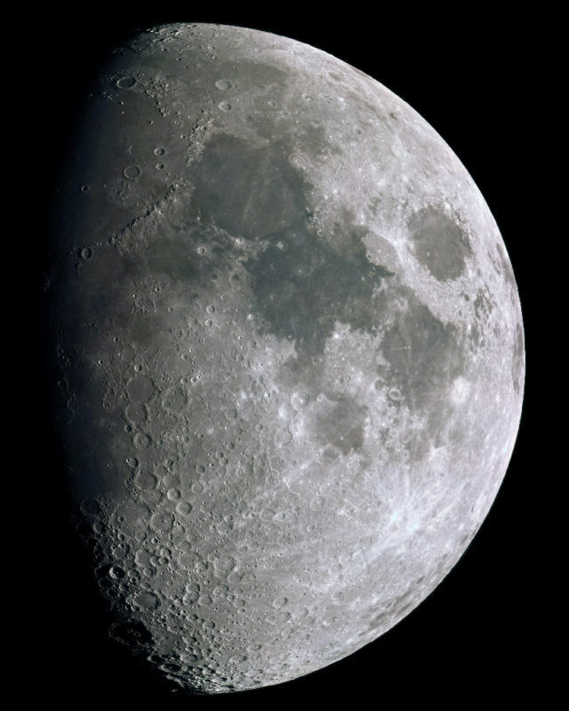 Moon Outer Space NASA 8 x 10 Photo Picture | eBay