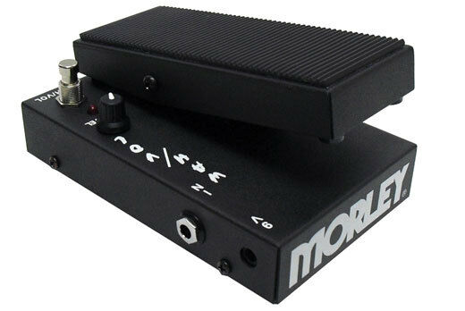 new morley mini wah volume pedal mwv keyboards bass free expedited shipping ebay. Black Bedroom Furniture Sets. Home Design Ideas