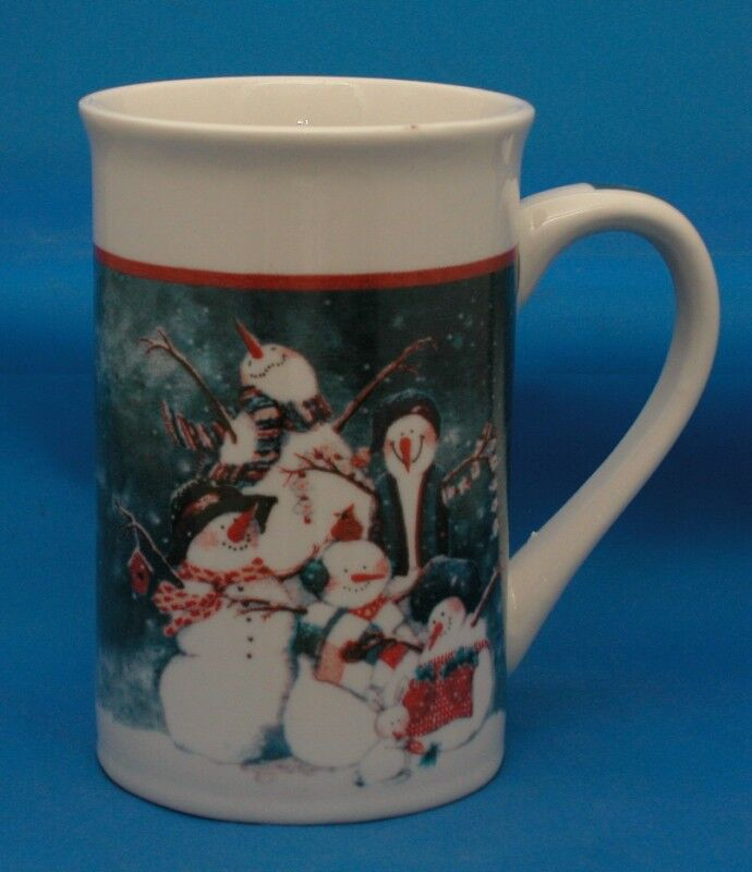 Royal Norfolk Holiday China Coffee Mug Tea Cup Ebay