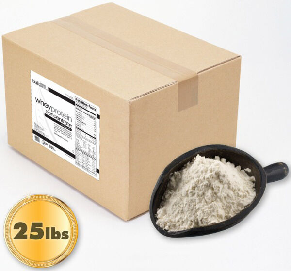 25lb pure whey protein concentrate bulk foods direct ebay. Black Bedroom Furniture Sets. Home Design Ideas