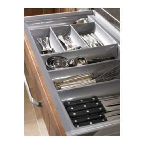 Cutlery Trays Suits Tandembox Kitchen Draw Silver Gloss Ebay
