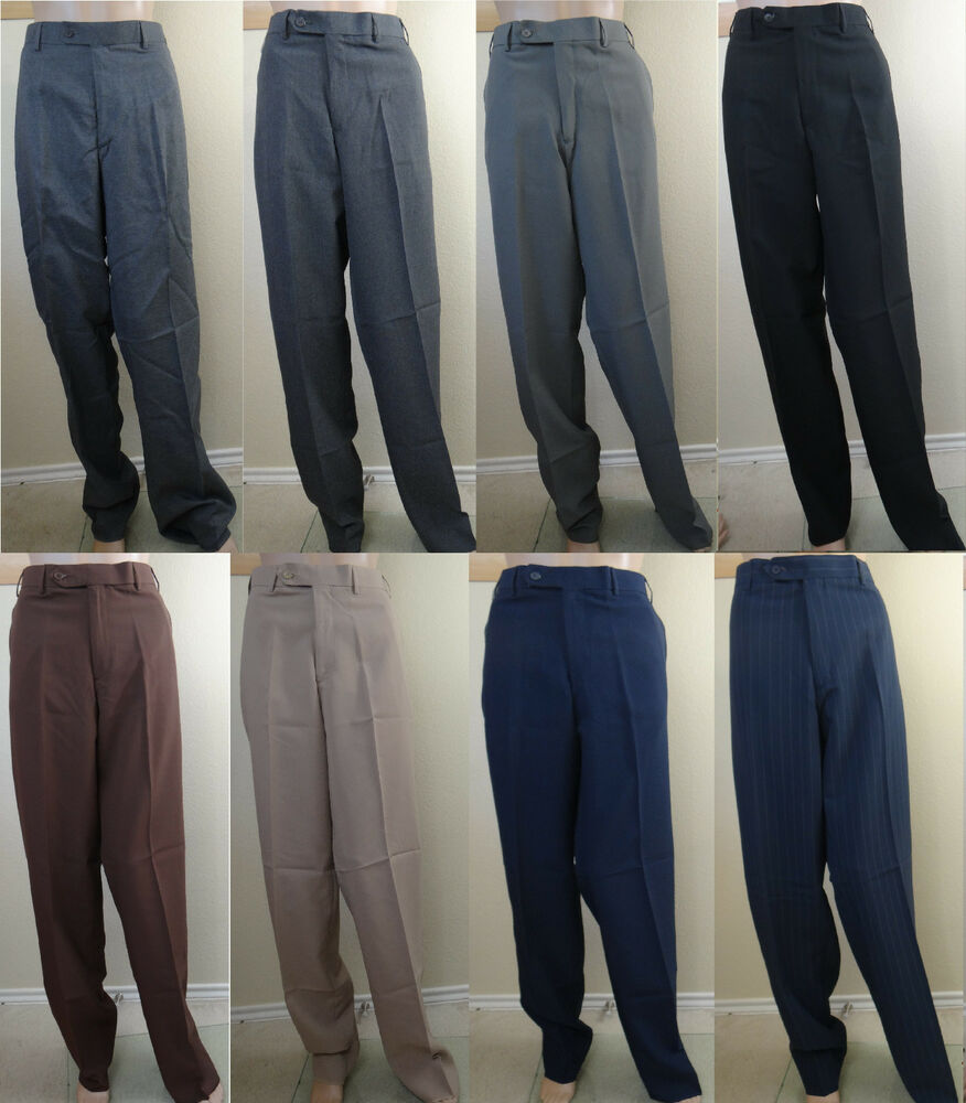 Nwt Haband Dress Flat Front Pants Different Sizes Ebay