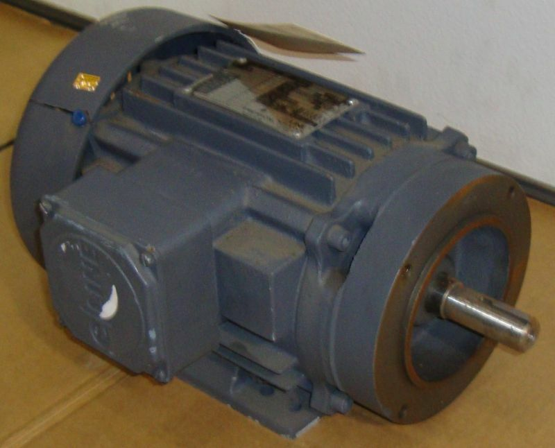Sls1b12 emerson electric motor hp 1 5 rpm 1745 9190lr ebay for 1 5 hp electric motor