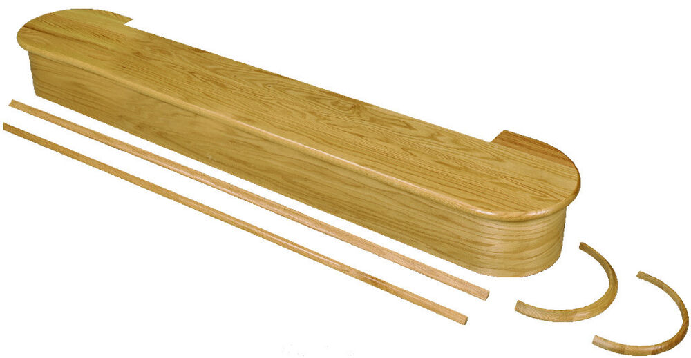 Wood Stair Treads 8015 Red Oak Starting Step 48 Quot Ebay