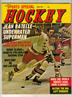 April/72 Sports Special Hockey Ratelle on cover