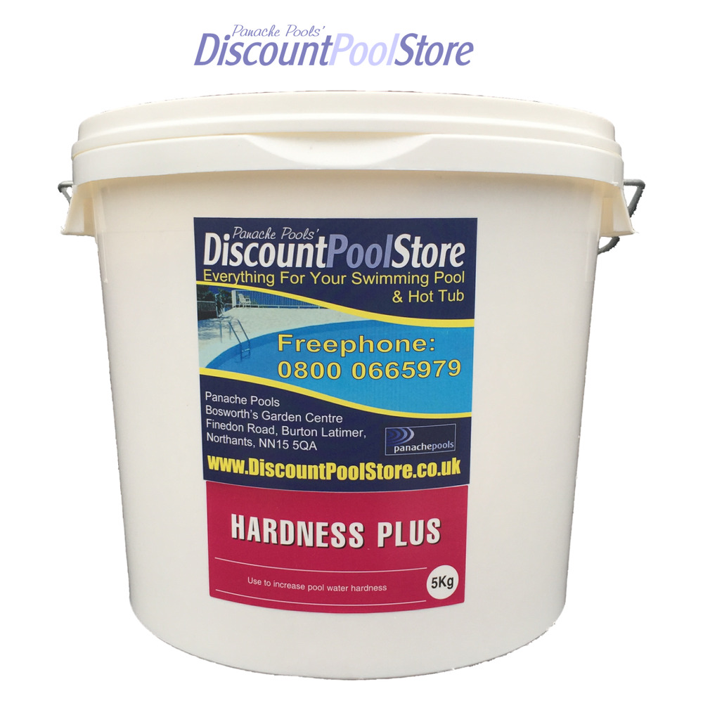 Hardness Plus Calcium Increaser Pool Pools Spa Tub 5kg Ebay