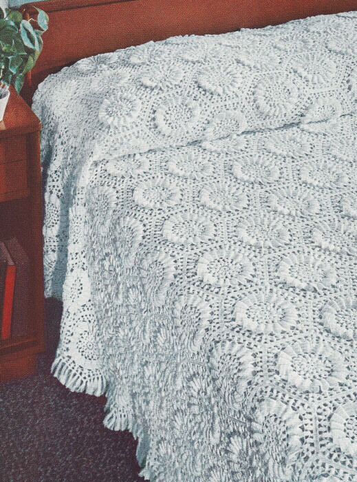 Crochet Bedspread To Buy