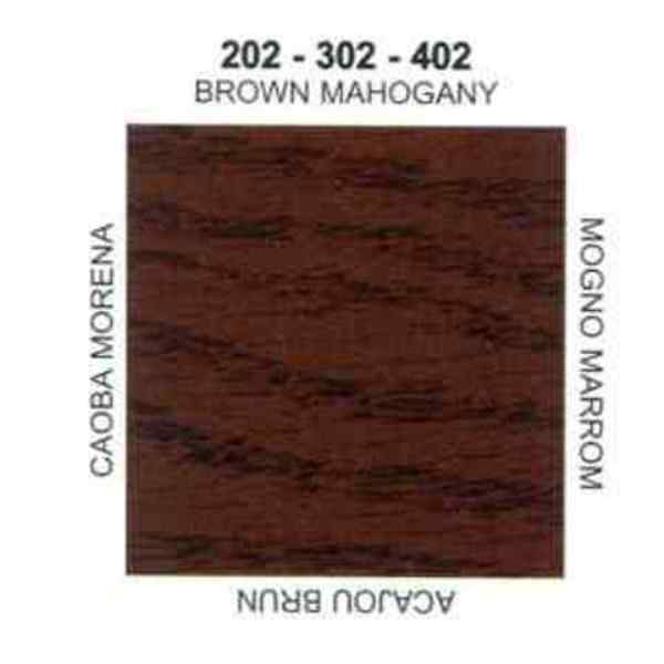 Details About Wood Kote Jel D Stain Brown Mahogany 12oz