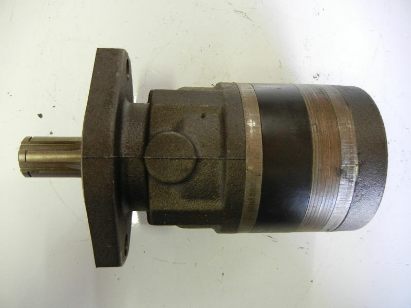 Parker te0130as110aaab hydraulic motor new ebay for Parker hydraulic pumps and motors