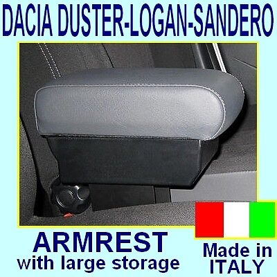 armrest for dacia duster logan sandero mittelarmlehne accoudoir ebay. Black Bedroom Furniture Sets. Home Design Ideas