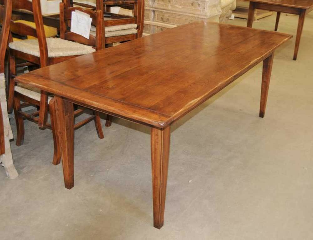 oak refectory table kitchen dining tables ebay. Black Bedroom Furniture Sets. Home Design Ideas
