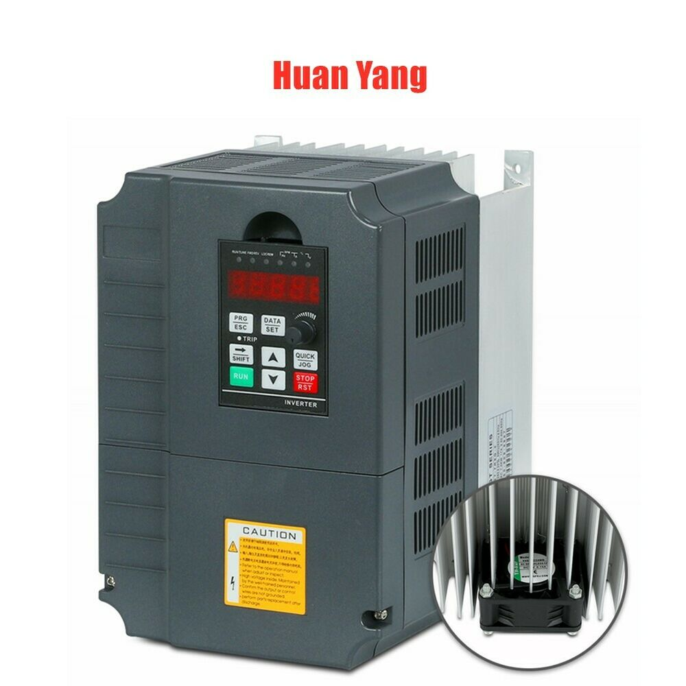 VARIABLE FREQUENCY DRIVE INVERTER VFD 7.5KW 10HP 34A FOR CNC 607885243661 | eBay