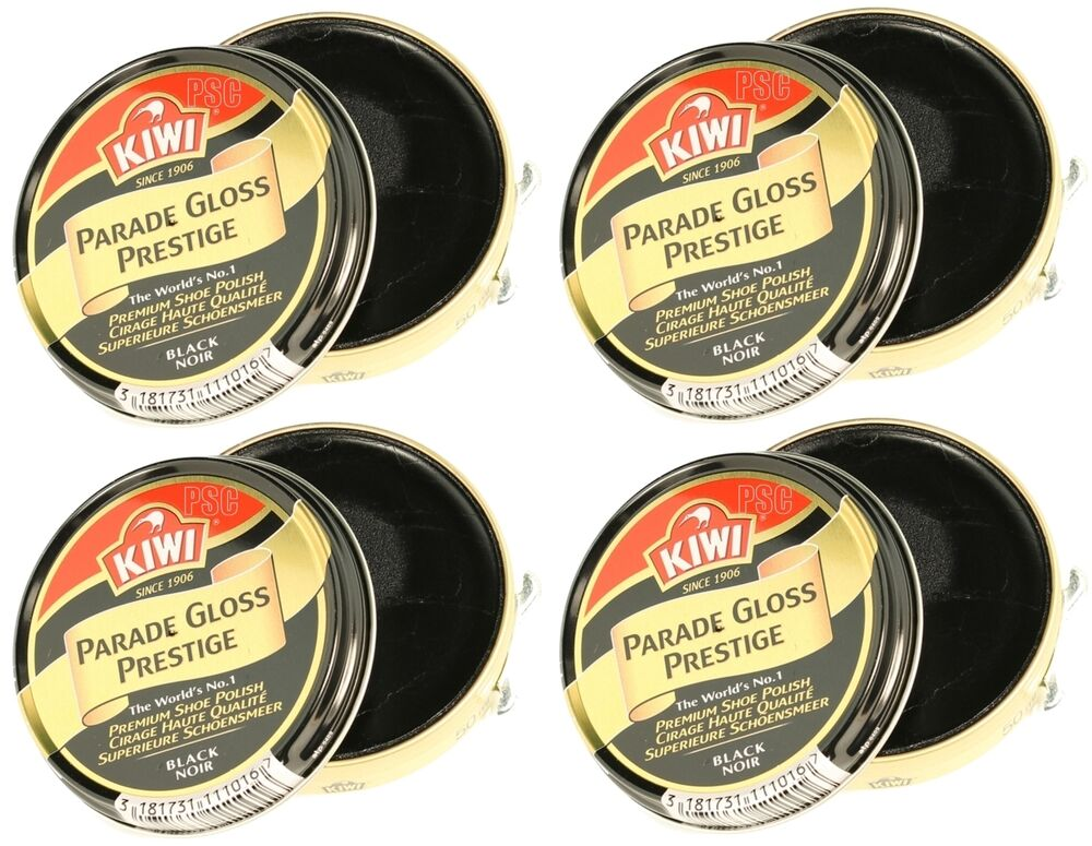 High Gloss Black Shoe Polish
