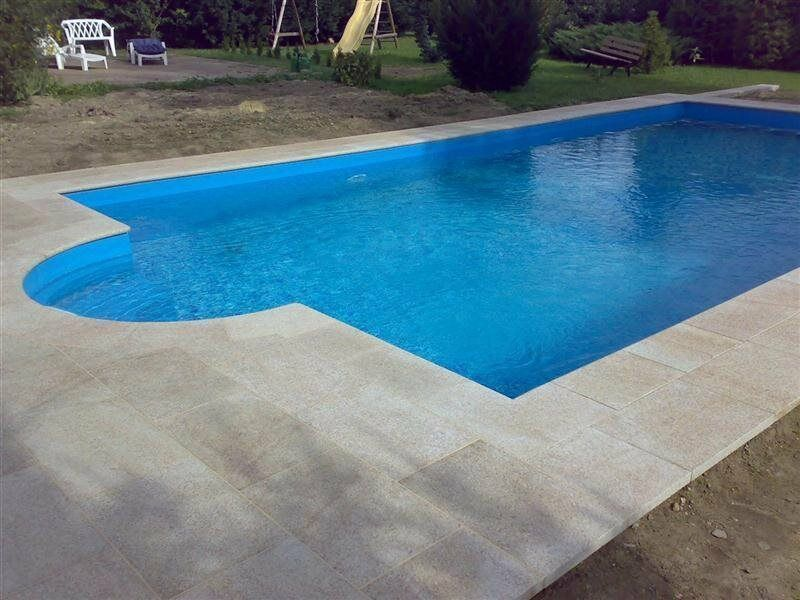 rechteck pool set p40 3x6m 0 8 mm f r m treppe styroporpool mit r mertreppe ebay. Black Bedroom Furniture Sets. Home Design Ideas