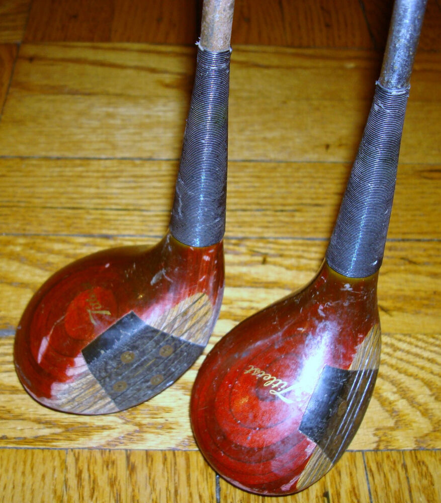 Vintage austad golf club wood