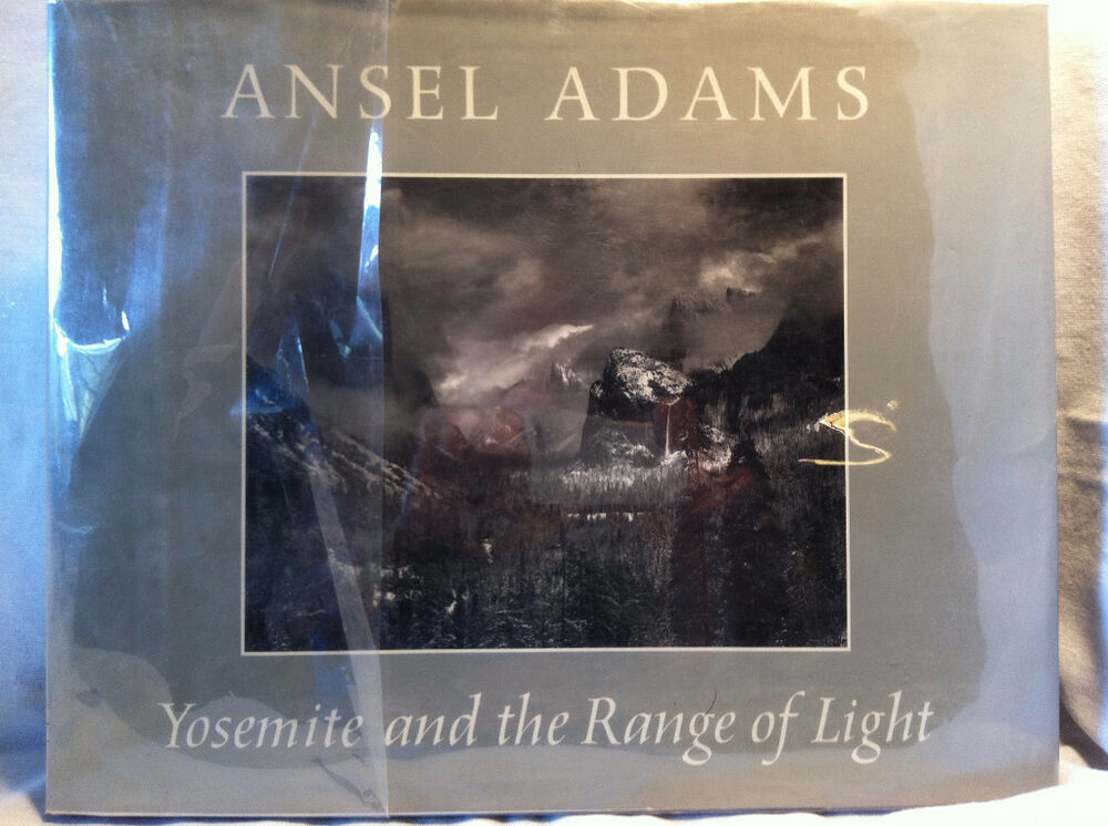 Ansel Adams First Edition 1950