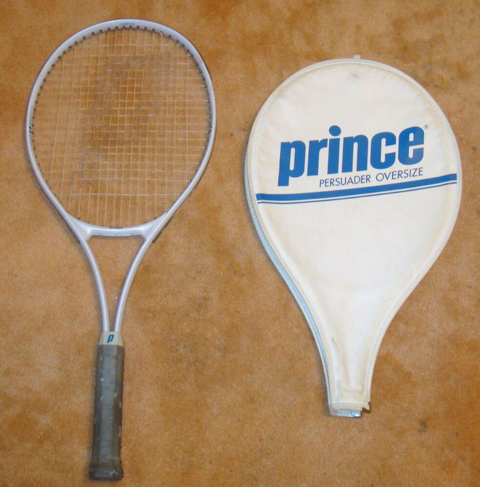 The Prince Of Tennis 96: PRINCE PERSUADER TENNIS RACQUET RACKET Oversize 4 1/2 No