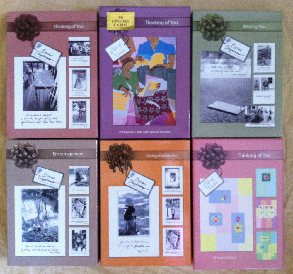 Your Choice Of Lawson Falle Boxed Greeting Cards