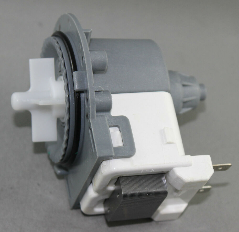 Universal Magnetic Washing Machine Drain Pump Motor Body