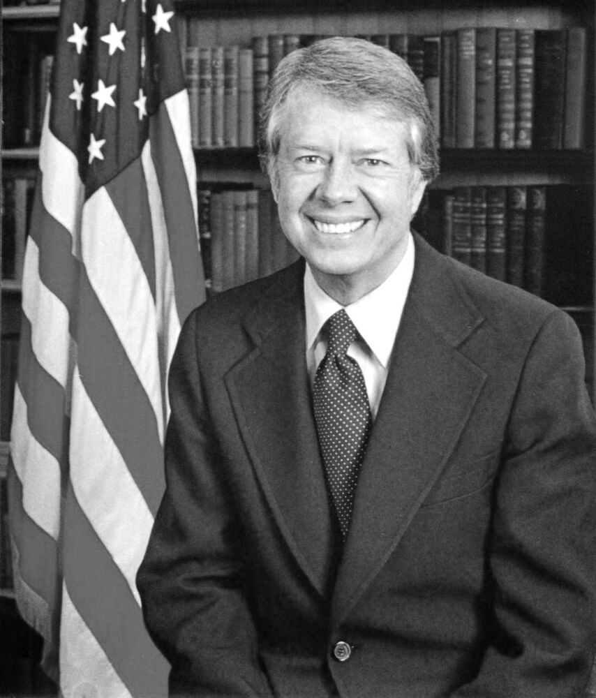 President Jimmy Carter 8 X 10 Photo Picture #bw1