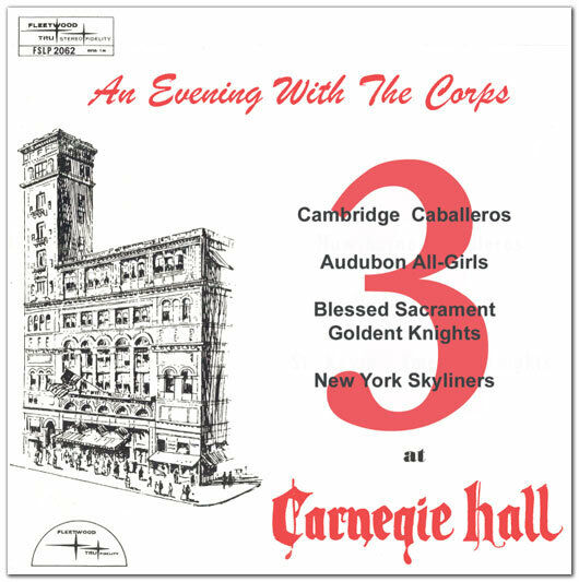 1962 Evening With the Corps 3 Drum Corps CD Skyliners, BSGK, BON BONS. Cambridge : eBay