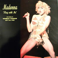 MADONNA LP PLAY WITH ME