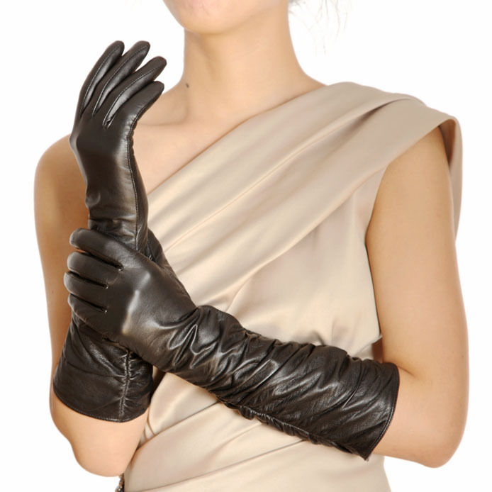Find great deals on eBay for ladies long gloves. Shop with confidence.