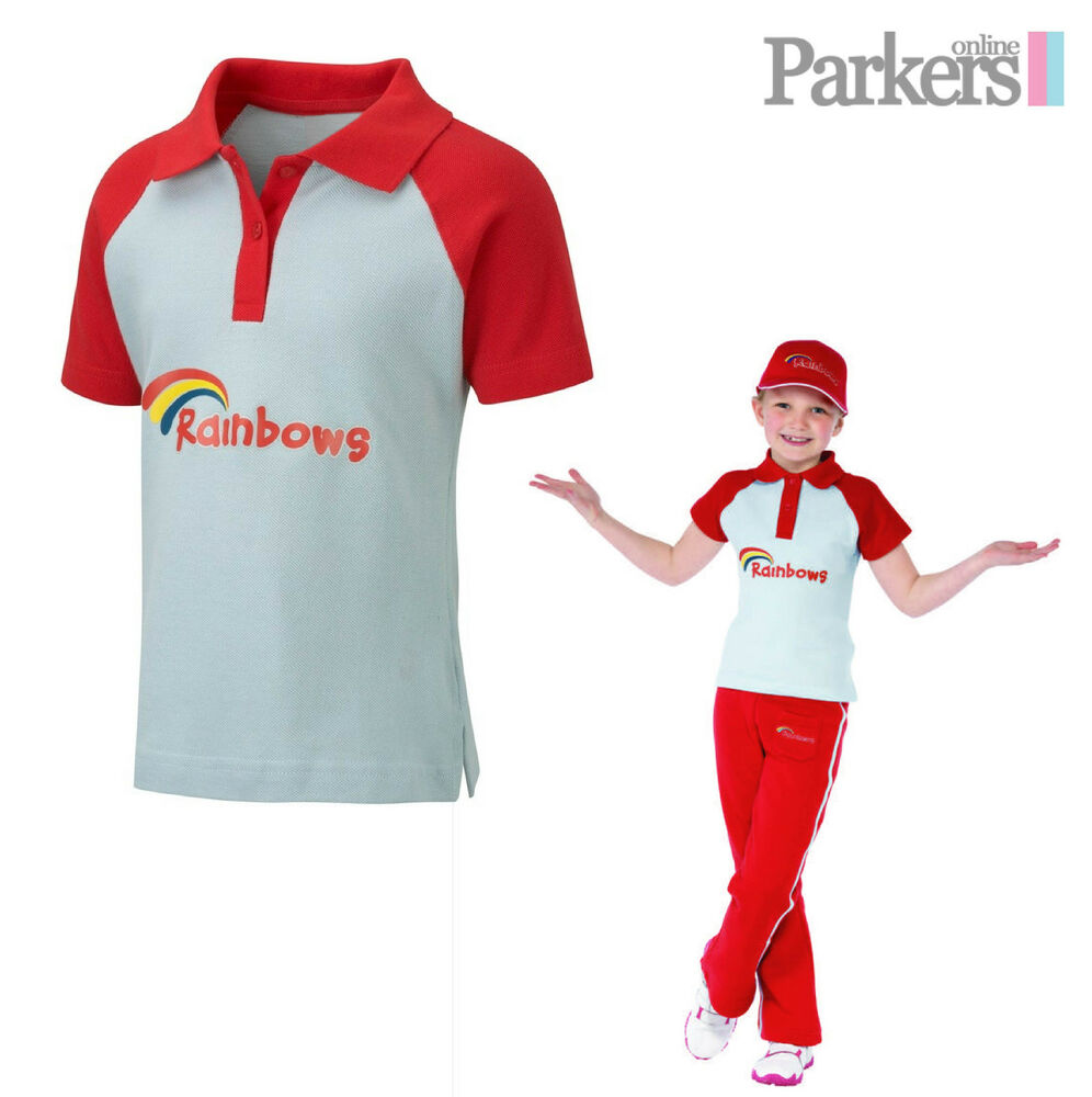 Brand new official rainbows polo shirt ebay for All polo shirt brands