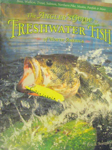 BOOK: ANGLER'S GUIDE TO FRESHWATER FISH