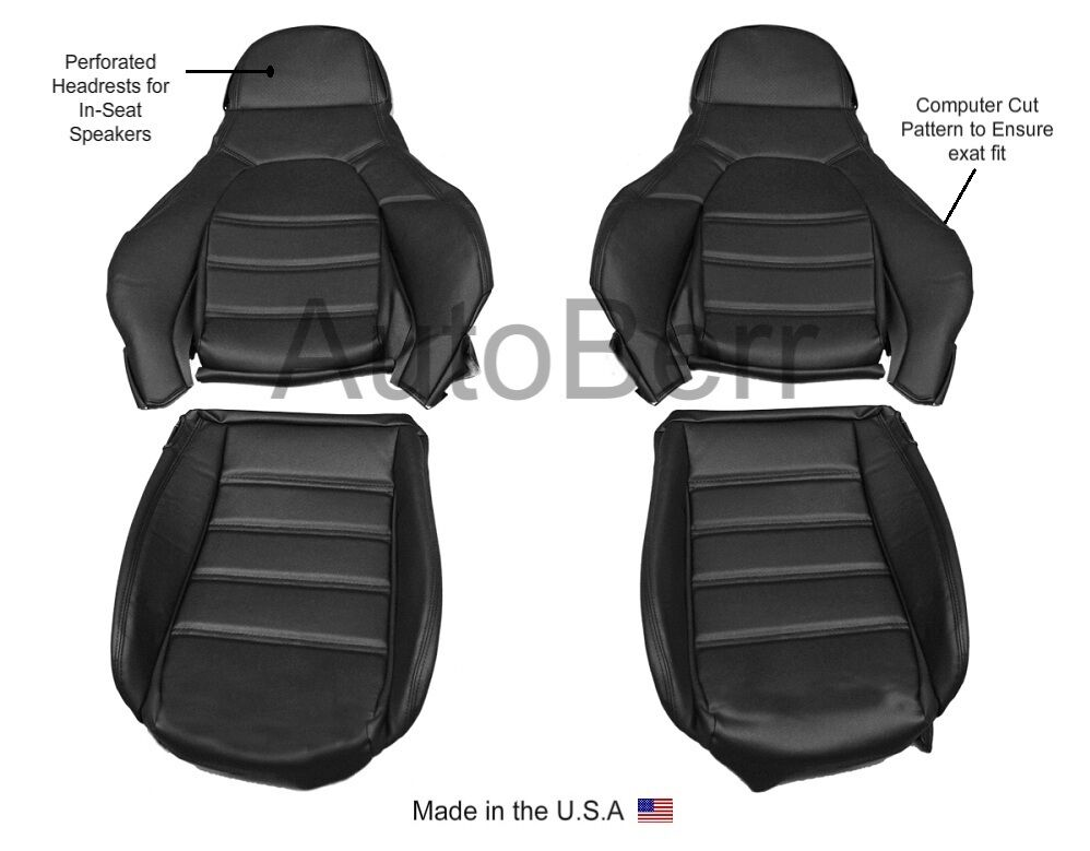 Mazda Miata 1990 1997 Premium Replacement Leather Seat