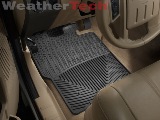 Weathertech floor mats toyota corolla - Weathertech All Weather Floor Mats Ford Super Duty Regular Cab 1999