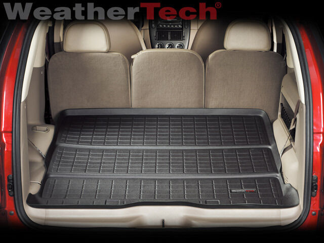 Weathertech Car Mats >> WeatherTech® Cargo Liner - Trunk Mat - Ford Explorer ...