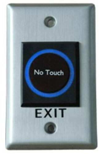 Door Infrard No Touch Request Exit Button For Access Control Ebay