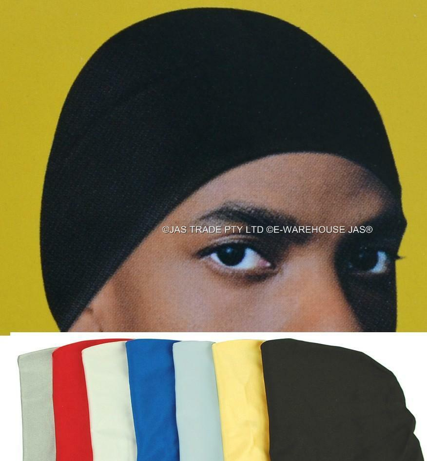 Spandex Wig Cap Wave Swimming Cap Fitted Wrinkle Free