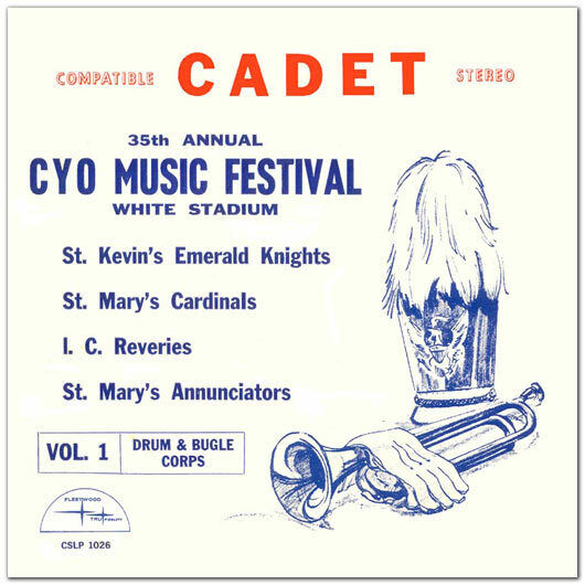 1966 CYO Music Festival Drum Corps CD St. Kevinu0026#39;s, St. Maryu0026#39;s. I.C. Reveries + : eBay