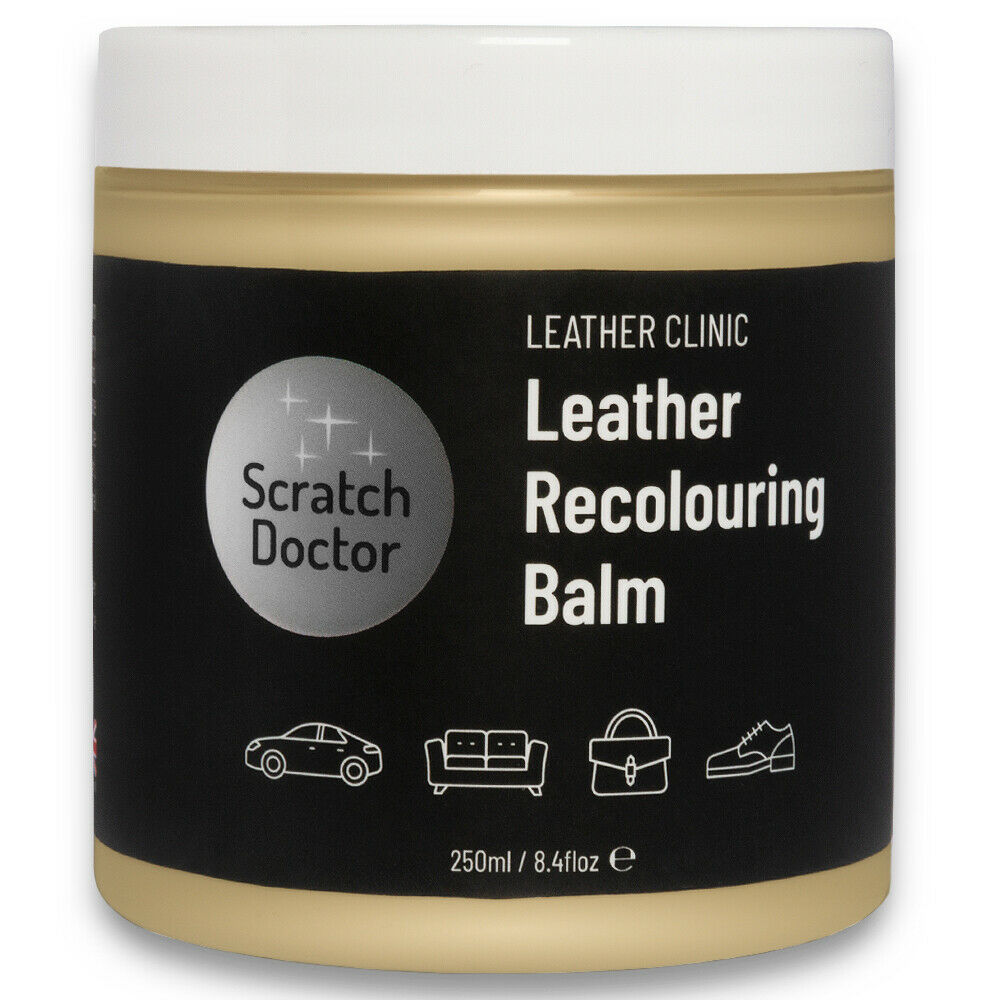 cream leather dye colour restorer for volvo leather car interiors seats ebay. Black Bedroom Furniture Sets. Home Design Ideas