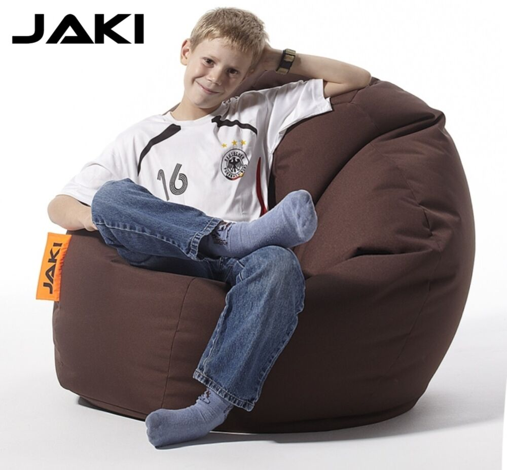 jaki sitzsack jaki boy xxl 420 l vol indoor outdoor ebay. Black Bedroom Furniture Sets. Home Design Ideas