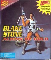 Blake Stone: Aliens of Gold PC classic action 3D boss shooter arcade game FLOPPY