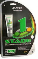 NEW XADO REVITALIZANT 1 STAGE for GEAR BOXES, MANUAL TRANSMISSIONS OIL ADDITIVES